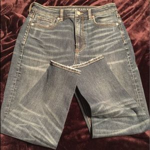 American eagle moms jeans